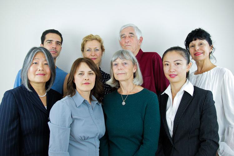 Team Work - EWP Financial
